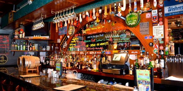 Bilbo Baggins Global Restaurant Alexandria Va